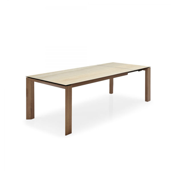 Picture of Omnia Extension Ceramic Top Dining table