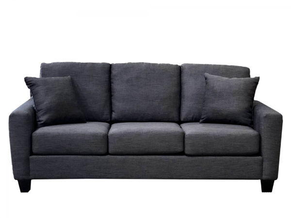 Picture of Courtenay Grey Fabric Sofa