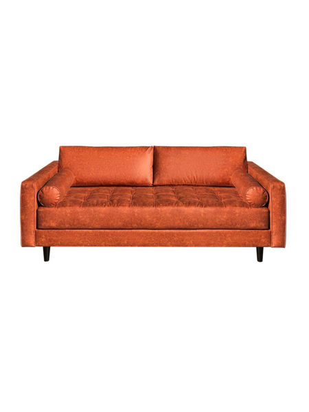 "Picture of Angela 88"" Fabric Sofa"