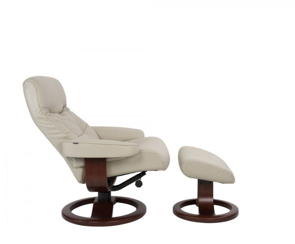Picture of Large Mudla Havana Comfort Chair with Ottoman