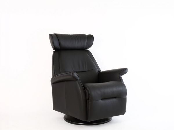 Picture of Medium Black Miami Relax Collection Chair