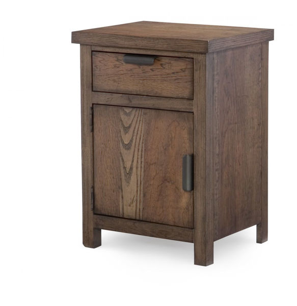 Picture of Fulton County Tawny Brown Finish Night Stand