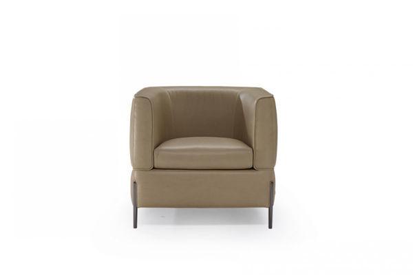 Picture of Natuzzi Italia Anteprima, fabric accent chair