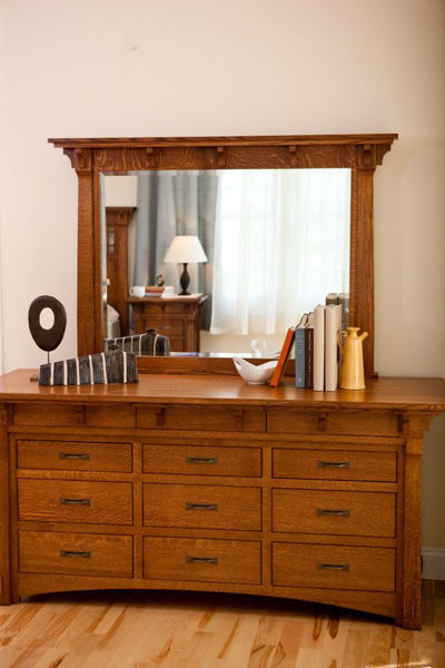 Picture of MaRyan 9 Drawer Dresser