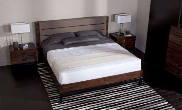 Picture of Definity King Upholstered Bed
