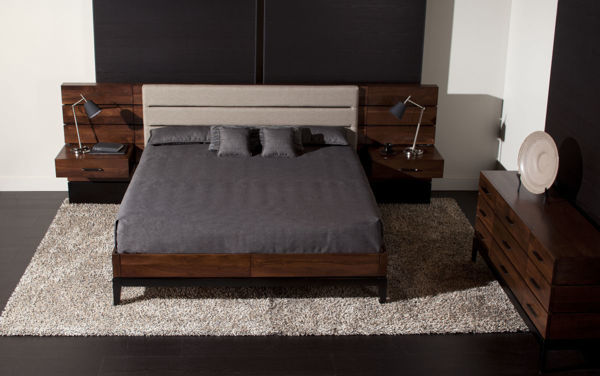 Picture of definity King Bed with Nighttables