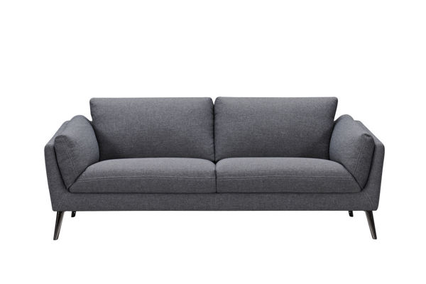 Picture of Salt & Pepper fabric Sofa