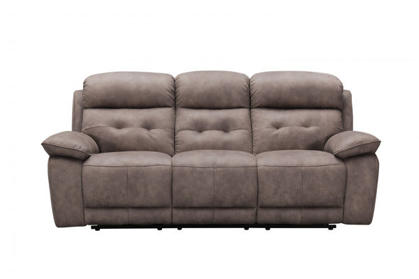Picture of Pecan Fabric Sofa