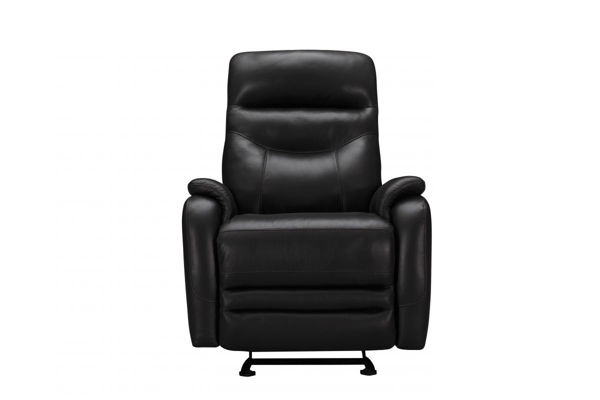 Picture of Coffee Leather Recliner