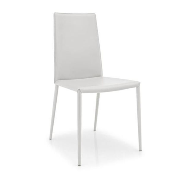 Picture of White Boheme Dining Chair