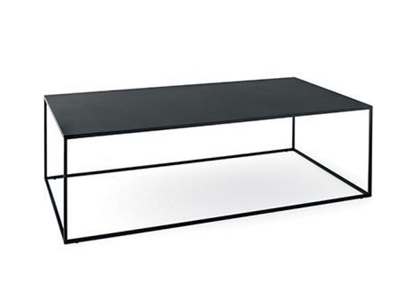 Picture of Black Thin Cocktail Table
