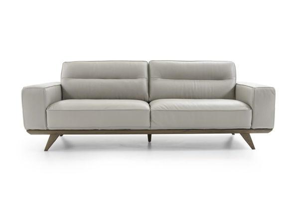 Picture of Natuzzi Editions C006 Adrenalina Grey Sofa